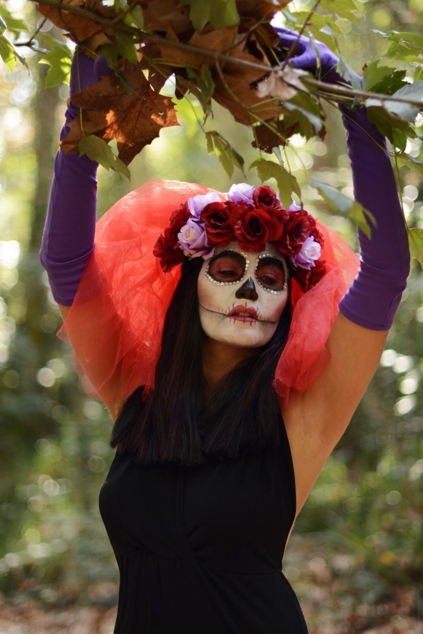 Cuidatuimagen, Catrina, Miss Catrina, Calavera mexicana, Calavera Garbancera, Estilismos, Disfraces, Halloween 4
