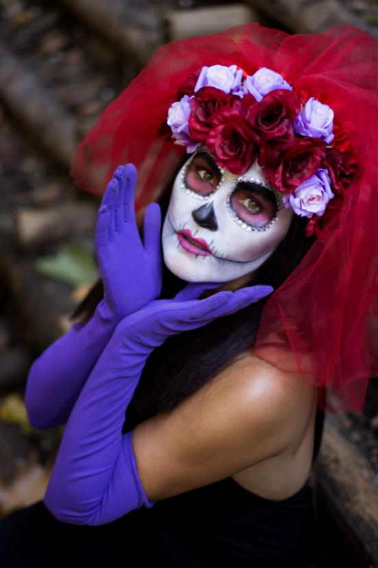 Cuidatuimagen, Catrina, Miss Catrina, Calavera mexicana, Calavera Garbancera, Estilismos, Disfraces, Halloween 8 (2)