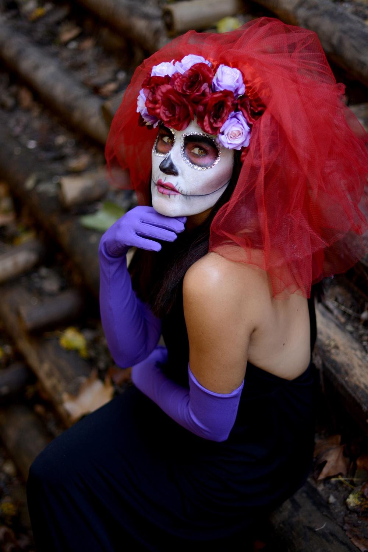 Cuidatuimagen, Catrina, Miss Catrina, Calavera mexicana, Calavera Garbancera, Estilismos, Disfraces, Halloween 8