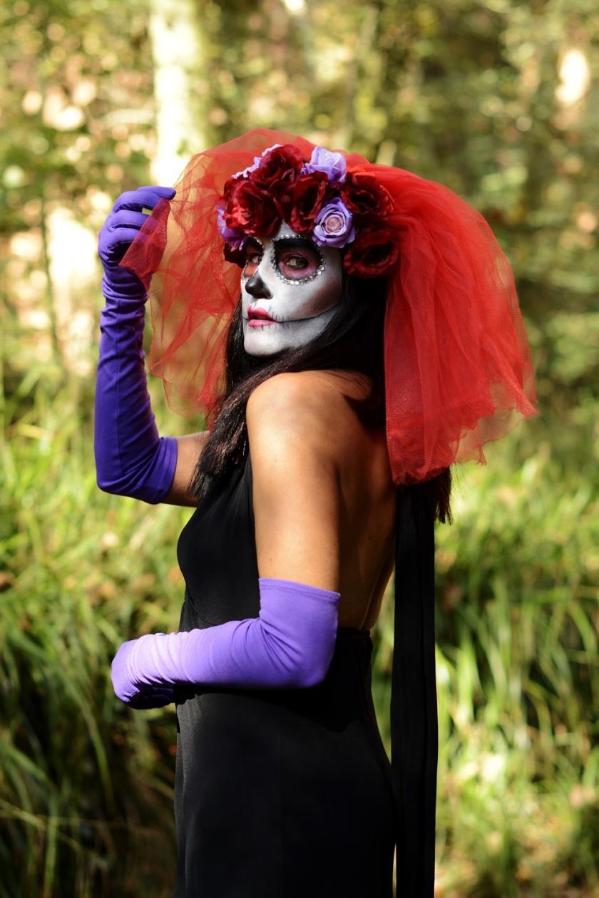 Cuidatuimagen, Catrina, Miss Catrina, Calavera mexicana, Calavera Garbancera, Estilismos, Disfraces, Halloween