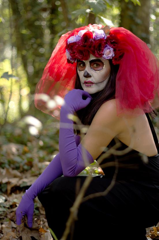 Cuidatuimagen, Catrina, Miss Catrina, Calavera mexicana, Calavera Garbancera, Estilismos, Disfraces, Halloween0