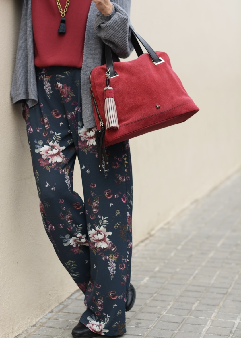 Cuidatuimagen, tendencias, trends, pantalones palazzo, frambuesa, polcamoda, petuscoheritage 2
