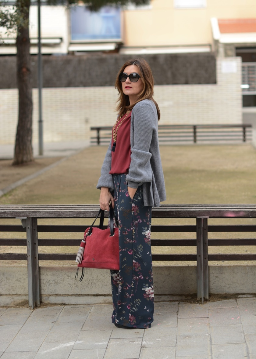 Cuidatuimagen, tendencias, trends, pantalones palazzo, frambuesa, polcamoda, petuscoheritage 3
