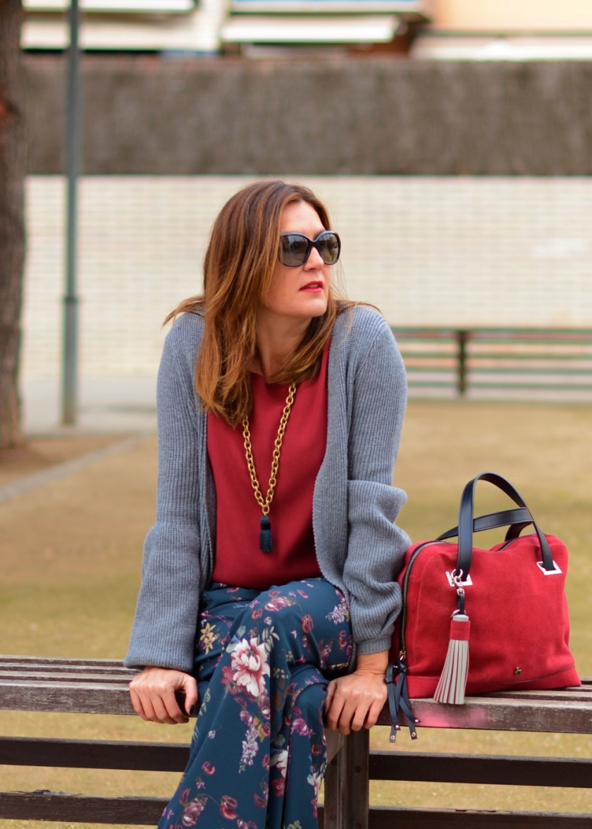 Cuidatuimagen, tendencias, trends, pantalones palazzo, frambuesa, polcamoda, petuscoheritage 4