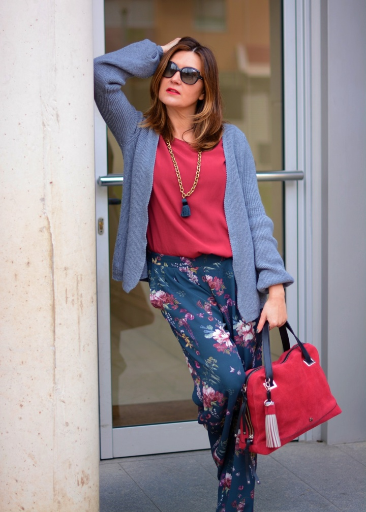 Cuidatuimagen, tendencias, trends, pantalones palazzo, frambuesa, polcamoda, petuscoheritage 5