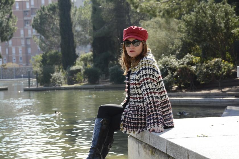 Cuidatuimagen, tendencis, primavera, tweed, chaqueta, Anna Mora 7