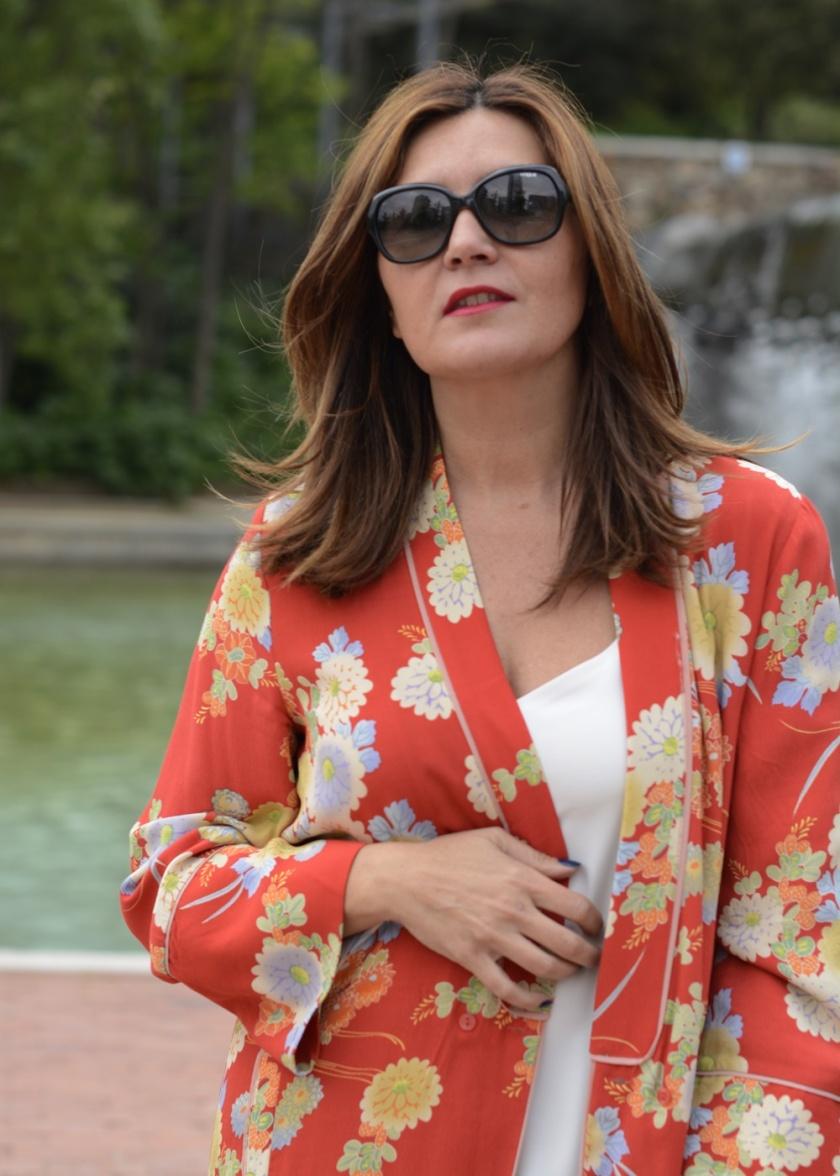 Cuida tu imagen, summer looks, kimonos, naranja, zara, asesora de imagen (2)