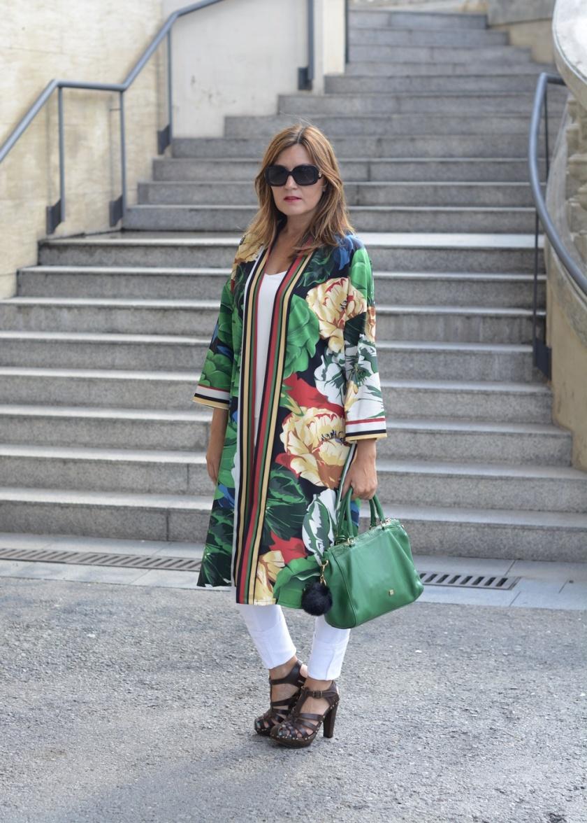 Cuidatuimagen, asesora de imagen, personal shopper, fondo de armario, kimono, misskimonos, Milabra, cangrejeras, Sisley, summerlooks 7